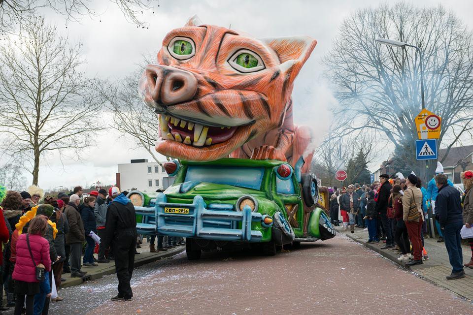 CV De Begaaiers (Carnaval 2016)
