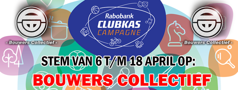 Rabobank Clubkas Campagne Bouwers Collectief