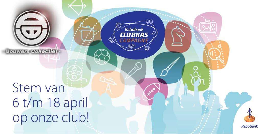 Rabobank Clubkas Campagne Bouwers Collectief Stemmen