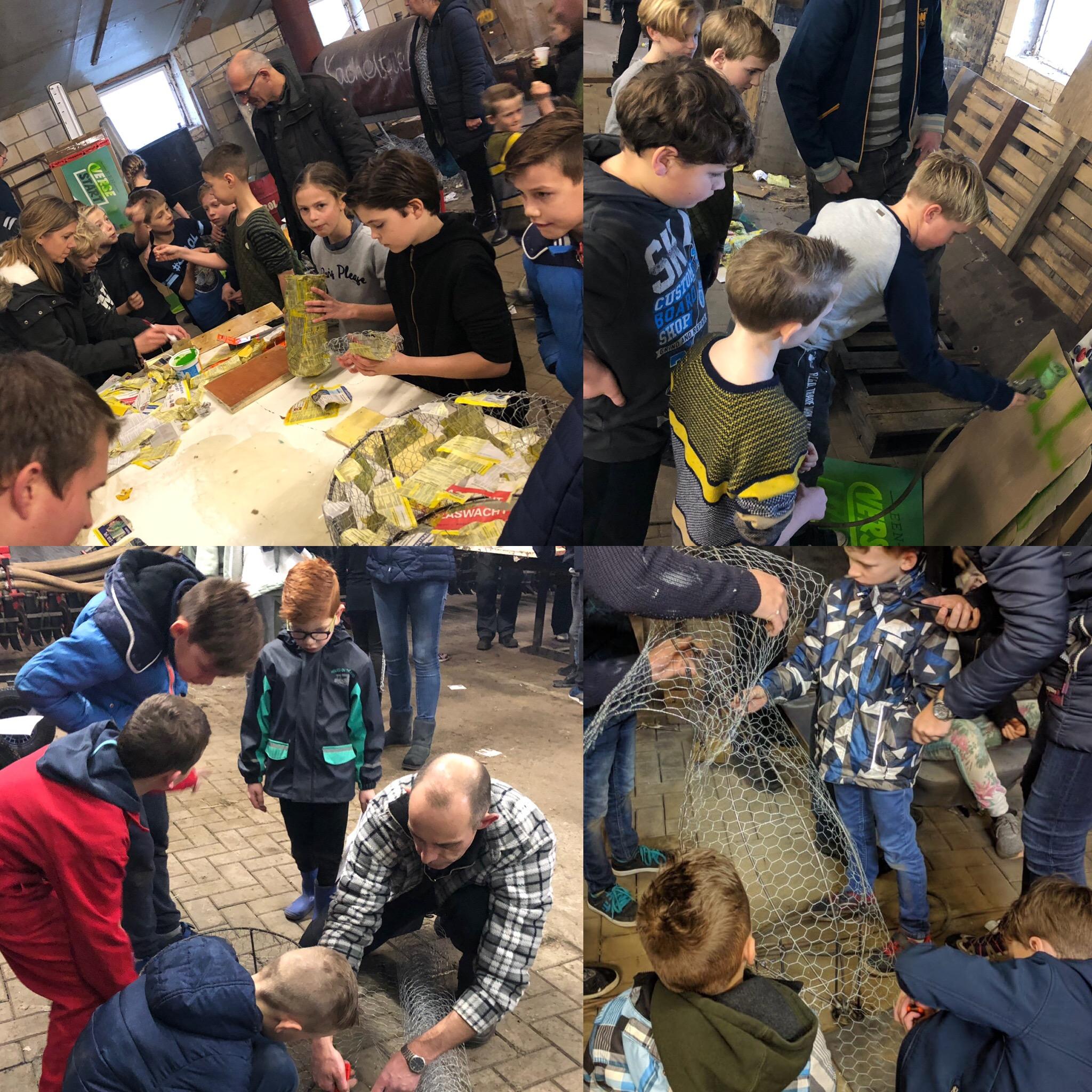 Workshop carnavalswagen bouwen 2019